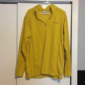 Fleece Columbia Pullover